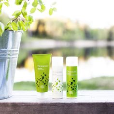 Dermosil Nature products are all Ecocert-certified. A greener choice of skincare and hair products <3