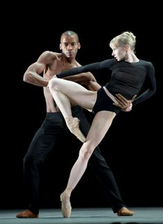 Melissa Hamilton with Eric Underwood, The Royal Ballet
