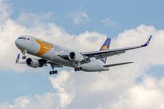 Boeing 767-34GER MIAT Mongolian JU-1021 (FRA) | Yohann CASSE | Flickr