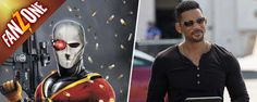 Suicide Squad: Will Smith tease Deadshot | Suicide Squad: Will Smith teases Deadshot