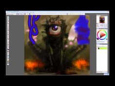 Watch as Painter Master Don Seegmiller walks you through the entire set of F-X Brushes in Painter.