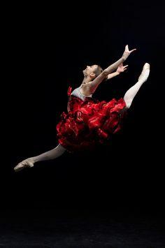San Francisco Ballet's Maria Kochetkova. Photo by Erik Tomasson.