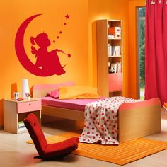 Love the wall sticker Decoretto - Wandtattoo - Sterntaler
