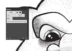 Illustrator Herramientas Adding texture with Stipple Shading brushes Adobe Illustrator Tutorials, Photoshop Illustrator, Graphic Design Trends, Graphic Design Tutorials, Vintage Typography, Vintage Logos, Retro Logos, Digital Art Tutorial, Digital Illustration