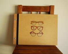 Kamma Spring (timeforteame) - retro spectacles journal $52