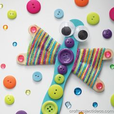 Bring on the buttons! What are your favorite embellishments?