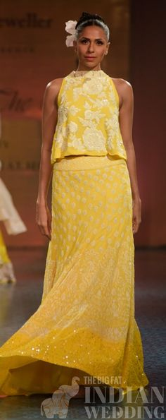 Manish Malhotra's Spring Collection At Mijwan Fashion Show - Gallery