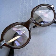 vintage c 1970 glasses...  accessories...  geek by CoolVintage