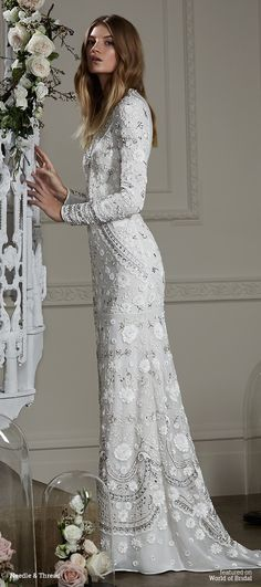 Needle and Thread Fall 2016 Wedding Dress