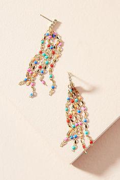 Slide View: 1: Jaya Drop Earrings