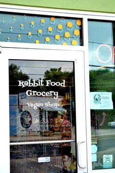 Rabbit Food Grocery: Austin's First Vegan Grocery Store! This is the stuff vegan dreams are made of...  #vegan #austin #food