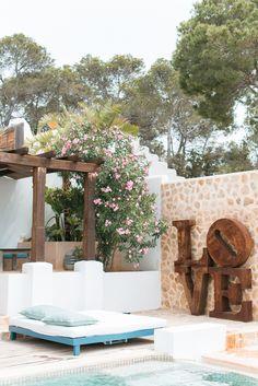 COCOON terrace outdoor living inspiration bycocoon.com | exterior design | modern terrace design | villa design | hotel design | wellness design | design products for easy living | Dutch Designer Brand COCOON | Beautiful wedding villa, Harissa international villas Ibiza