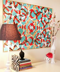 things to do with leftover wallpaper