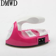 DMWD Super Mini electric irons household travel portable low power iron dormitory small iron Temperature up to 170 degrees(China) Laundry Appliances, Home Appliances, Mini, Dormitory, Steamer, Portable, Household, Iron, Gadgets