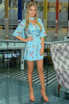 Marcelina Zawadzka kończy 30 lat Lily Pulitzer, Womens Fashion, Model, Polish, Dresses, Style, Vestidos, Swag, Vitreous Enamel