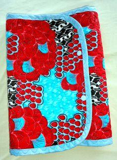 Márcia Reis Patchwork: Capa de caderno