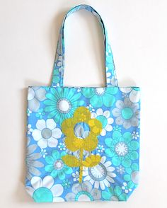 Cross stitch pattern for tote bag