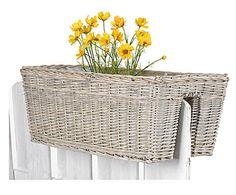 """Salon ogrodowy : Skrzynka balkonowa na kwiaty """"Balconnière"""""""