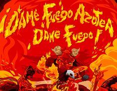 """Check out new work on my @Behance portfolio: """"¡Dame Fuego Azotea, Dame Fuego!   Pulsión Records  MXER"""" http://be.net/gallery/54375919/Dame-Fuego-Azotea-Dame-Fuego-Pulsion-Records-MXER"""