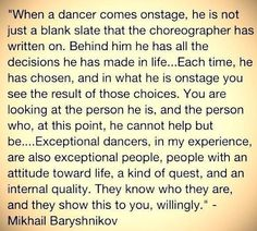 I love this... This is why I dance…
