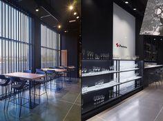 Pasabahce showroom by Demirden Design, Istanbul -Turkey » Retail Design Blog