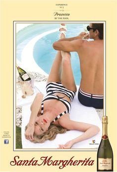 Prosecco by the Pool - Santa Margherita