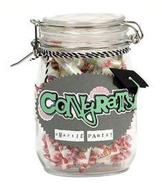 #Congrats Smartie Pants #Treat #Jar