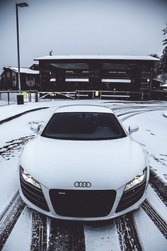 wormatronic: R8 Snow | More