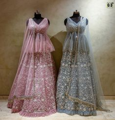 Pakistani Dresses Casual, Indian Gowns Dresses, Indian Fashion Dresses, Dress Indian Style, Indian Designer Outfits, Frock Fashion, Indian Wear, Bridal Dresses, Girls Dresses