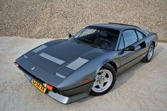"""Ferrari 308 GTB 1982. ------ """" I am sure this one car was used in the movie 'Pretty Woman' or a similar design model."""""""