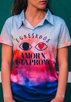 Chomba de Egresados Remera Love Batik 21st, Senior Year, Poses, Womens Fashion, Mens Tops, T Shirt, Outfits, Clothes, Car Wash