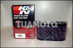 (4) Filtro De Aire K&n Para Honda Pan European St1300 Tuamoto !! - $ 1.820,00 en MercadoLibre