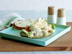 Chunky egg salad recipe food network salads and salad recipes forumfinder Image collections