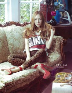 JESSICA #SNSD ★ GIRL GENERATION // SONE NOTE