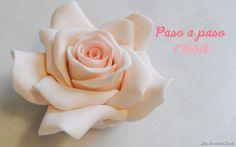 Paso a paso: Rosa
