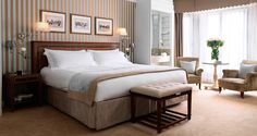 Hotel suites London | Luxury 5 Star Hotel | Claridge's Mayfair