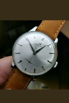 Omega Vintage Watch ref: 2317 / 11 cal. Vintage Omega, Omega Seamaster, Vintage Watches, Leather, Accessories, Ebay, Antique Clocks, Antique Watches, Vintage Clocks