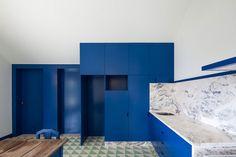 A Charming & Contemporary Caretaker's House in Douro Valley, Portugal | http://www.yatzer.com/quinta-da-boavista-samf photo © José Campos.