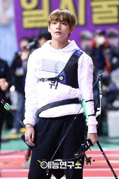 V ❤ BTS At The 2017 ISAC (170116) #BTS #방탄소년단