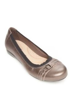ad1dd7ea8fc6 Clarks Kinzie Light Pewter Shoes