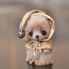 Авторские медведи-тедди Беспаловой Екатерины: Морские мишки. Sea Bears. Felt Animals, Animals And Pets, Baby Animals, Cute Animals, Monkey Doll, Cat Doll, Teddy Toys, Cute Teddy Bears, Beautiful Wolves