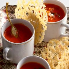These one-ingredient lacy cheese crackers are more impressive than any cheese board.