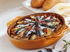 Sardines Au Four, 20 Min, Salmon, Seafood, Food And Drink, Pie, Health, Desserts, Flan