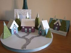 Stampin' Up! - Mini Milk Carton Die - 3D - Stamping With Val - Valerie Moody; Independent Stampin' Up! Demonstrator. X