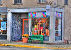 My local art store. SKETCH Thanks to Doug Stalker from the Columbia County Photo Club for sharing this picture. Also, check out those UFOs. Art Store, Hudson Valley, Cool Places To Visit, Art Supplies, Art Sketches, Art Gallery, Pictures, Columbia, United States