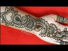 Simple Arabic Mehndi Designs, Full Hand Mehndi Designs, Mehndi Designs For Girls, Henna Art Designs, Latest Mehndi Designs, Mehandi Design For Hand, Legs Mehndi Design, Mehanthi Design, Mehendi Simple