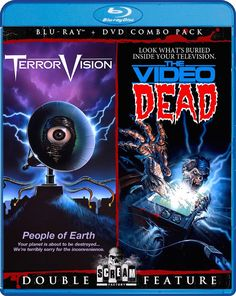 34 Best SCREAM FACTORY DOUBLE FEATURE BLU-RAYS images in