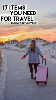 After traveling, often, for the last five years I've comprised a list of items that you simply can not travel without! I also created a fun video to correlate to the post explaining why I love these items that you need for travel! Travel Money, Travel Items, Cruise Travel, New Travel, Packing Tips For Travel, Travel Advice, Travel Essentials, Travel With Kids, Travel Usa