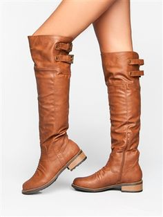 Delura GUNNER Over The Knee Riding Boot | Shop Shoes