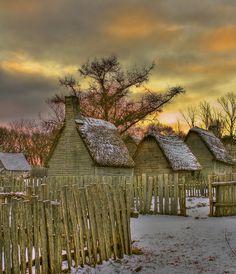 1627 Village. Plymouth, Massachusetts.